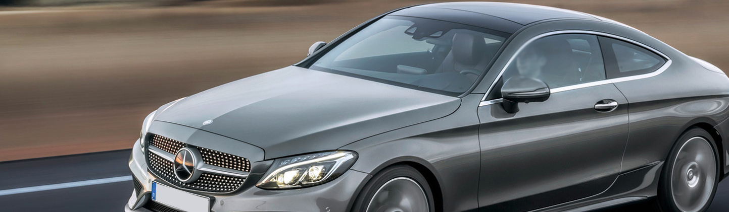 Driveaway car offers c class coupe for Mercedes benz c class offers